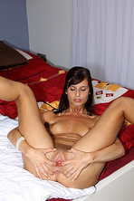 Sexy Naked Girl Megan Cox 06