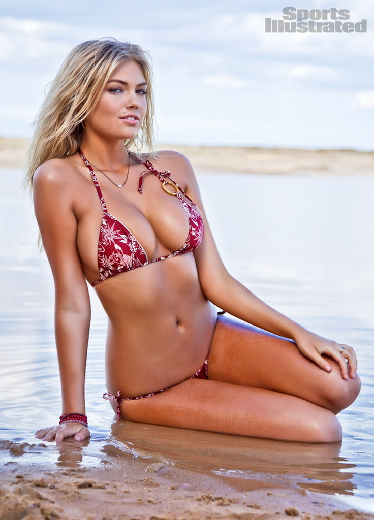 Kate Upton In Sports Illustrated 14
