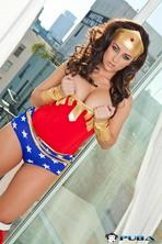 Taylor Vixen As Wonder Woman 03