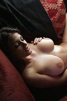 Busty Mary Karola