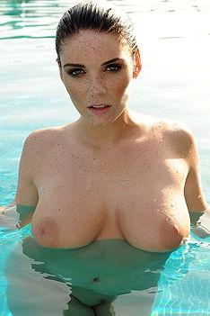 Emma Leigh Cute Freckles