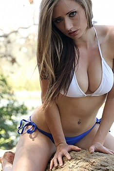 Lily Xo River Bikini