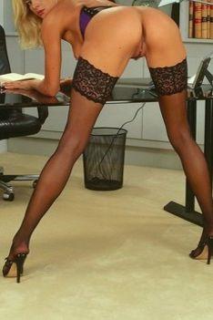 Sexy Secretary Lady