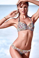 Candice Swanepoel Posing In Bikini