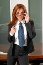 Office Manager Kirsten Price  02