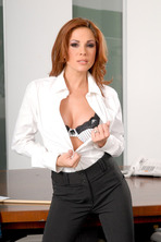 Office Manager Kirsten Price  04