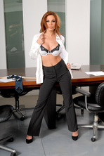 Office Manager Kirsten Price  05