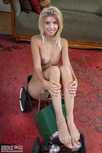 Sweetie spreading legs 12