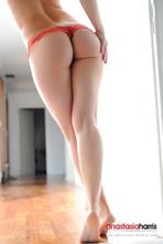 Anastasia Harris Stripping Nude 07