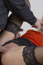 She Gets The Job 07