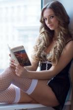 Cute Blonde Amy Moore  00