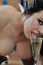 Busty Charley Loves Champagne 08