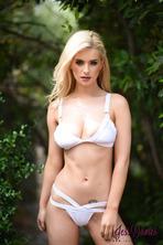 Sexy Blonde Jess Davies  00