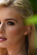 Sexy Blonde Jess Davies  04