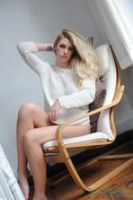 Busty Blonde Joanna May Parker  01
