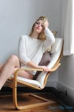 Busty Blonde Joanna May Parker  02