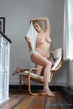 Busty Blonde Joanna May Parker  10