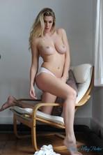 Busty Blonde Joanna May Parker  13
