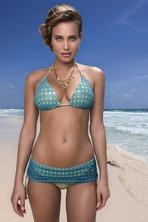 Hannah Davis At The Beach 02