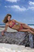 Hannah Davis At The Beach 12