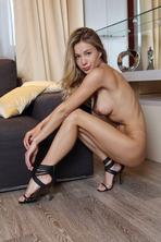 Sexy Blonde Candice 17