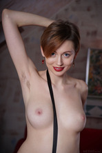 Stunning Russian Redhead Lilu Rose Favors The All-natural Look 12