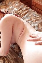 Busty Redhead Slut Gets Fucked 08