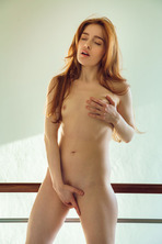 Jia Lissa As She Bends Over The Banisters Is A Thrill 20