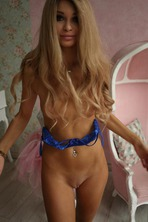 Gorgeous Blonde Lily 08