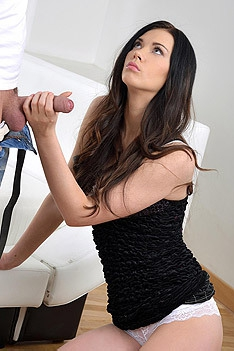 Sheron Gives A Heavenly Blowjob