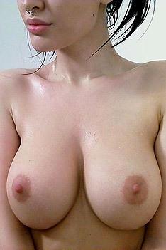 Violet In Micro Bikini